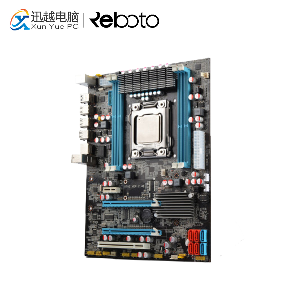 все цены на 100% Runing New X79 Desktop Motherboard X79 LGA 2011 DDR3 32G For i3 i5 i7 All-Solid ATX On Sale
