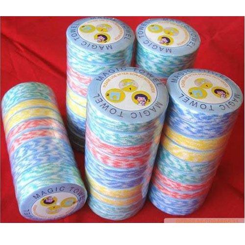 Clearance Wholesale 300pcs/lot Magical Compressed Towel