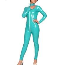Full bodysuit catsuit jumpsuits Clubwear Stripper cosplay