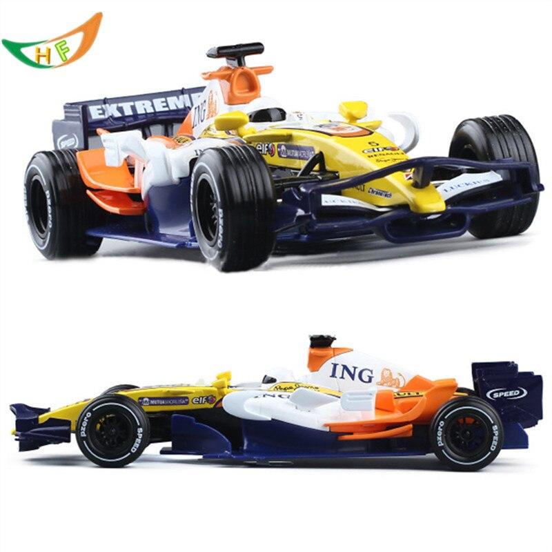 Renault Formula 1: Simulation Model Of F1 Formula 1 Renault Alloy Children
