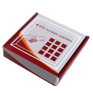 Image 5 - 2000 usuários rfid cartão de controle de acesso 125khz wg, teclado e controle de acesso código, leitor de cartão, 12v dc dc