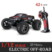 RC Car Buggy High Speed 2.4G 1/12 42KM/H RC RTR Car Monster Truck Off Road Radio Remote Control 9115