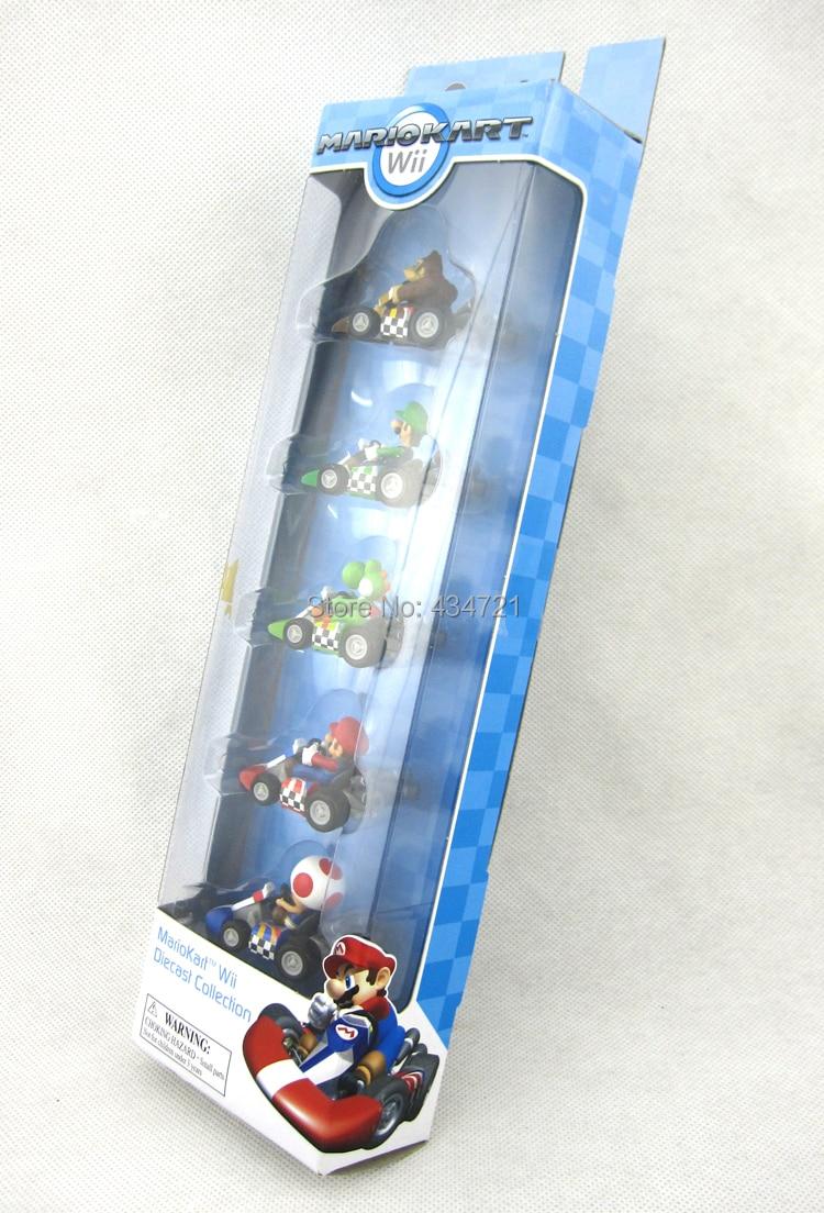 5 stücke Heißer Verkauf Super Mario Luigi Yoshi Toad Donkey Kong Mario...