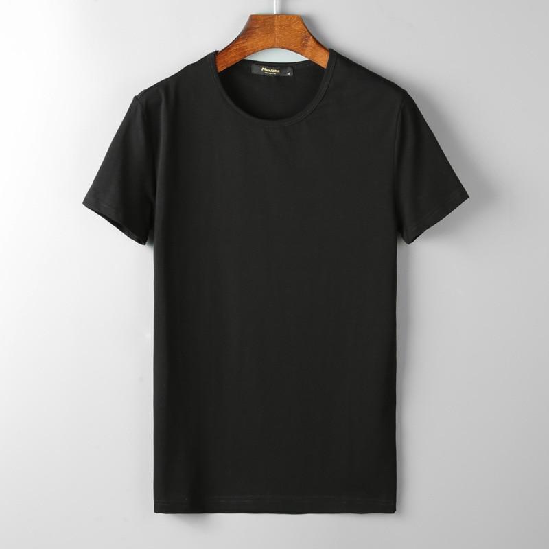 Mens M L XL New Crew Neck Jumper Acrylic Wool Mix Black Grey Brown Green *LICK*