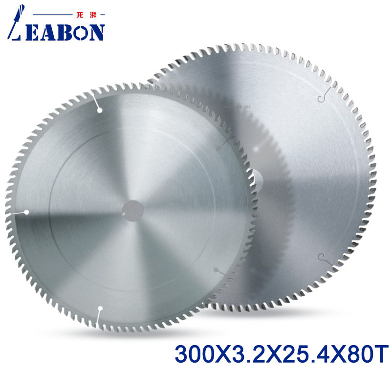 цена на 300x80Tx3.2x25.4/30mm Woodworking Circulae Saw Blade with Tungsten Carbide Tipped Material for Cutting Wood