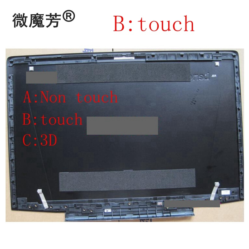 New For Lenovo for Ideapad Y700 15 Y700 15ISK Y700 15ACZ LCD Back Cover AM0ZL000100