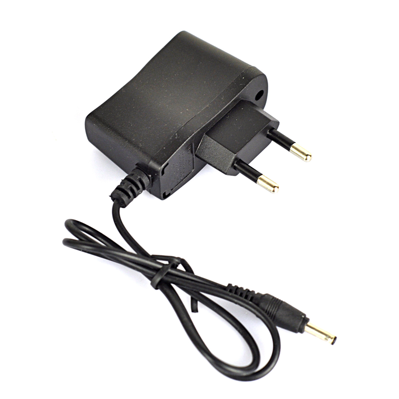 BORUiT AC 100-240V Converter Adapter DC 5.5mm X 2.5MM 4.2V 1A 500mA Charger EU/US/AU Plug Switching Power Supply