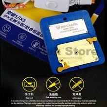 Monteur Voor Iphone X Xs XS MAX 11 Pro Promax Moederbord Gelaagdheid Bovenste En Onderste Gelamineerd Constante Temperatuur Verwarming Tafel
