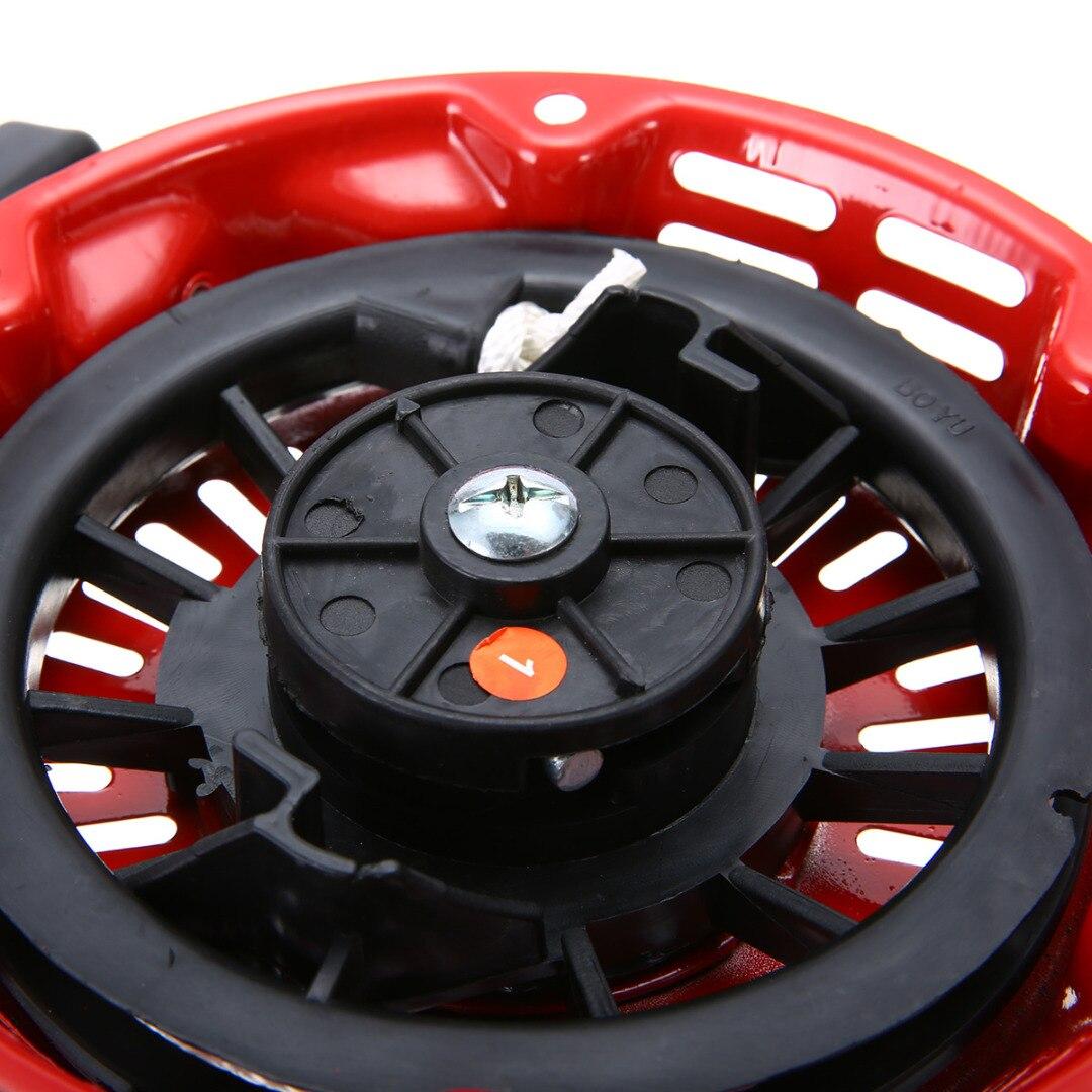 Motor pull starter recoil start conjunto kit