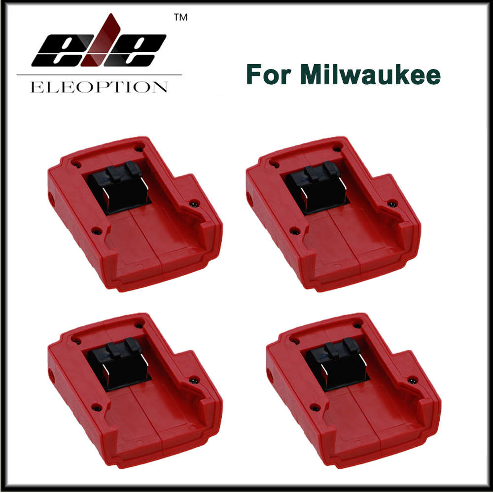 For Milwaukee 49-24-2371 M18 Lithium-Ion Power Source DC12V USB Port Charger NEW