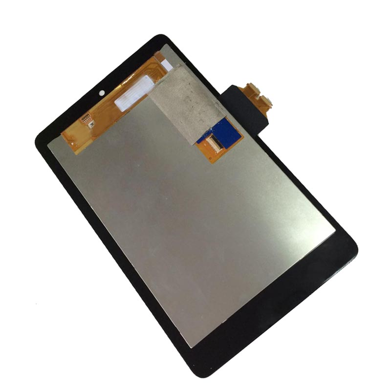 For ASUS Google Nexus 7 1st Gen 2012 ME370T ME370 ME370TG Touch Screen Digitizer Glass + LCD Display Panel Monitor Assembly new 7 inch case for nexus 7 2nd gen 2013 lcd display touch screen digitizer assembly for asus google nexus 7 2nd free shipping