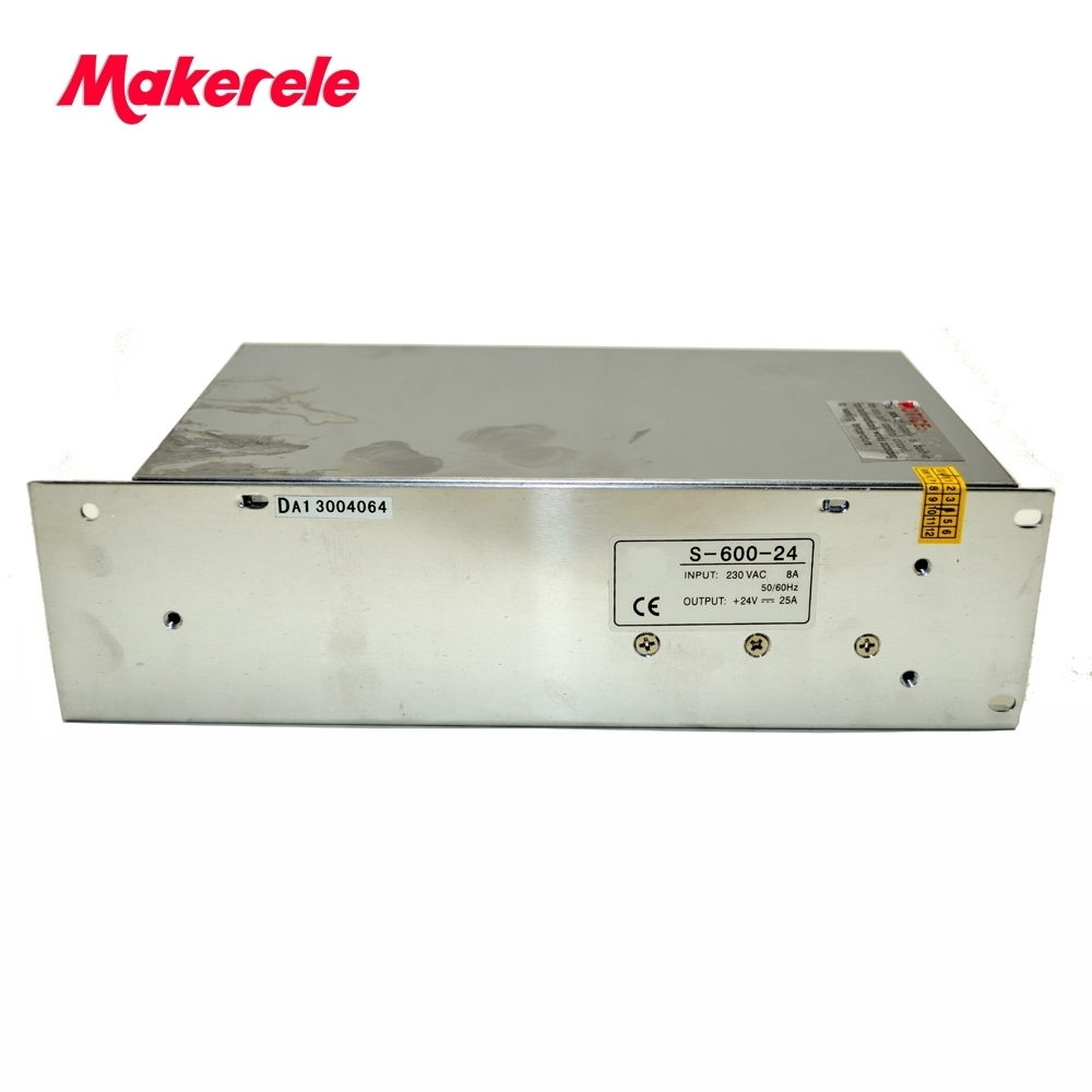 600w switching power supply low price high quality high efficiency with ce certification 48v12A..