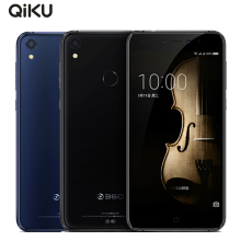 Original Qiku 360 N5s Cell Phone 5.5 inch Screen 6GB RAM 32GB ROM Snapdragon 653 Octa Core Dual Front Camera 3730 mAh Smartphone