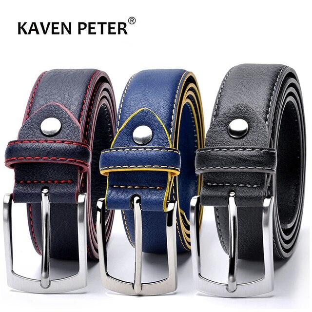 Fashion Leather Belt 2