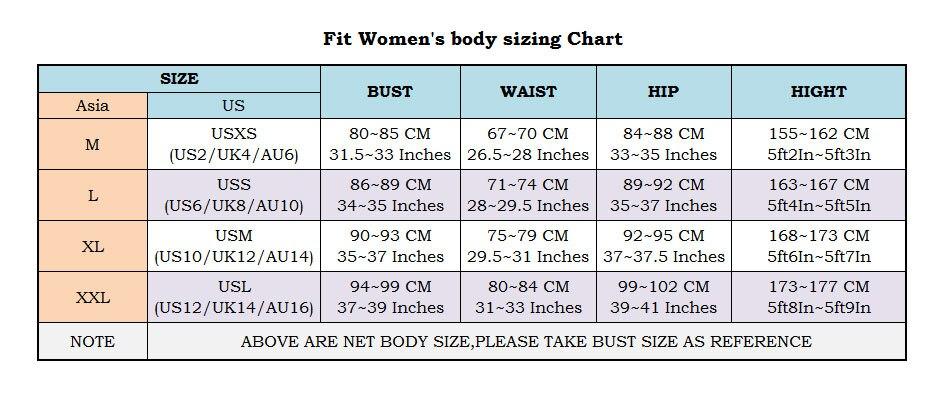 asia_us_women_sleepwear_size