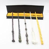 Colsplay New Arrive Metal Iron Core Hermione Granger Wand Harry Potter Magic Magical Wand Elegant Ribbon