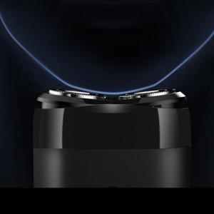 Image 2 - Più nuovo 2019 Xiaomi Norma Mijia Rasoio Elettrico 2 Galleggiante Testa Portatile Impermeabile Rasoio Rasoi USB Ricaricabile In Acciaio per Gli Uomini