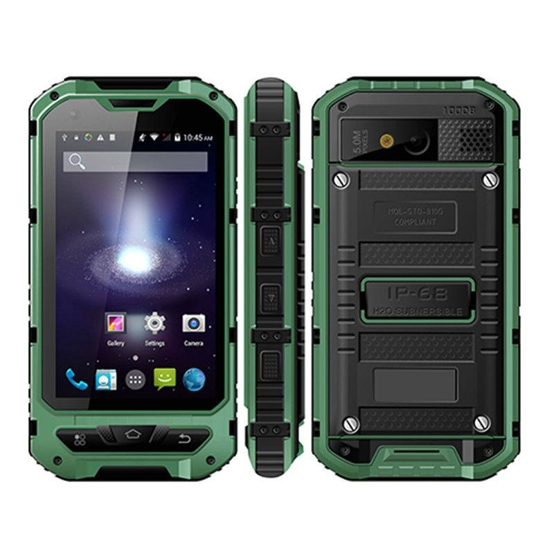 HTB1k3y OpXXXXaCXVXXq6xXFXXXL - Original A8 IP68 A9 V9 Waterproof Shockproof Rugged  Mobile Phone MTK6582 Quad Core WCDMA 1G RAM 8G  Android 4.4 3G OEM ODM NFC