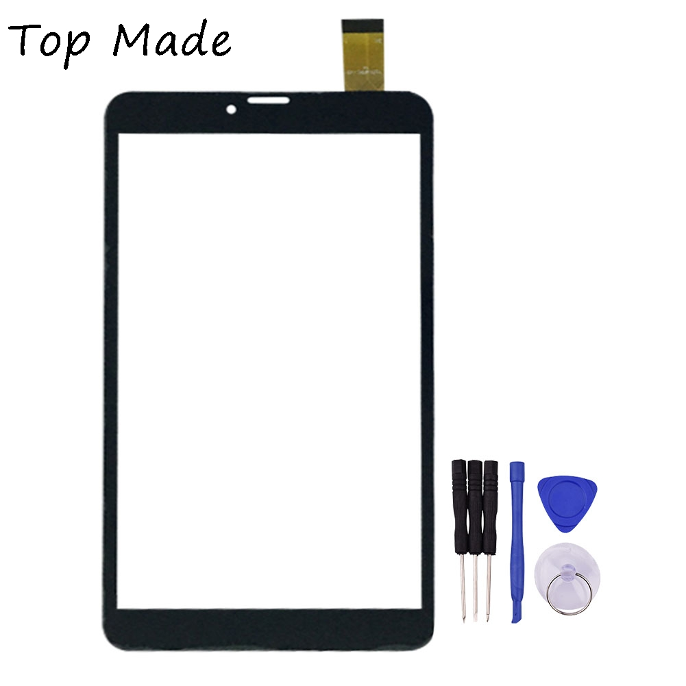 New 8 Inch for Sky Q8 M410 3G Tablet PC Touch Screen for Roverpad Sky Q8 8Gb 3G Panel Digitizer Sensor Repair Replacement Parts new 7 inch digitizer touch screen panel glass for roverpad sky s7 wifi tablet pc