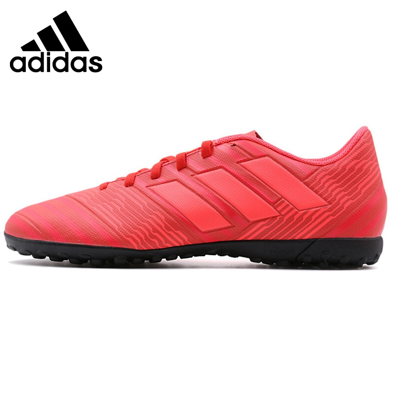 Original New Arrival 2018 Adidas TANGO 17.4 TF Men's Football/Soccer Shoes Sneakers tiebao a13135 men tf soccer shoes outdoor lawn unisex soccer boots turf training football boots lace up football shoes
