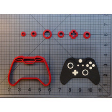 Video Game Xbox X Controller Cookie Cutter Cake Baking Mould Custom Made 3D Printed Fondant Molds