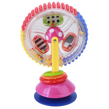Baby's Rotating Windmill Stroller Educational Toy