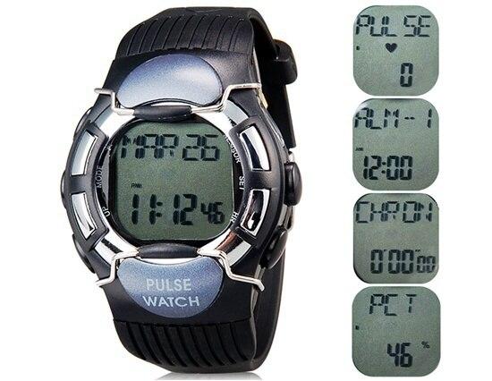 KYTO 2518 Многофункциональный Монитор Сердечного ритма Калорий Импульсный Часы с потреблением калорий измерения Бесплатная Доставка
