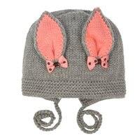 Boynuz viking bebek bere şapka 4-12 ay el yapımı arizona cardinals snapback vintage yenidoğan örgü koza kafa bebek şapkalar 60c262