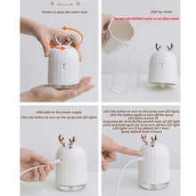 Ultrasonic Air Humidifier