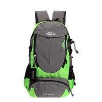 2016 Fashion Adjustable Vintage Nylon Men Rucksack Backpack Laptop Outdoor Camping Hiking Shoulder Bags 5 Colors