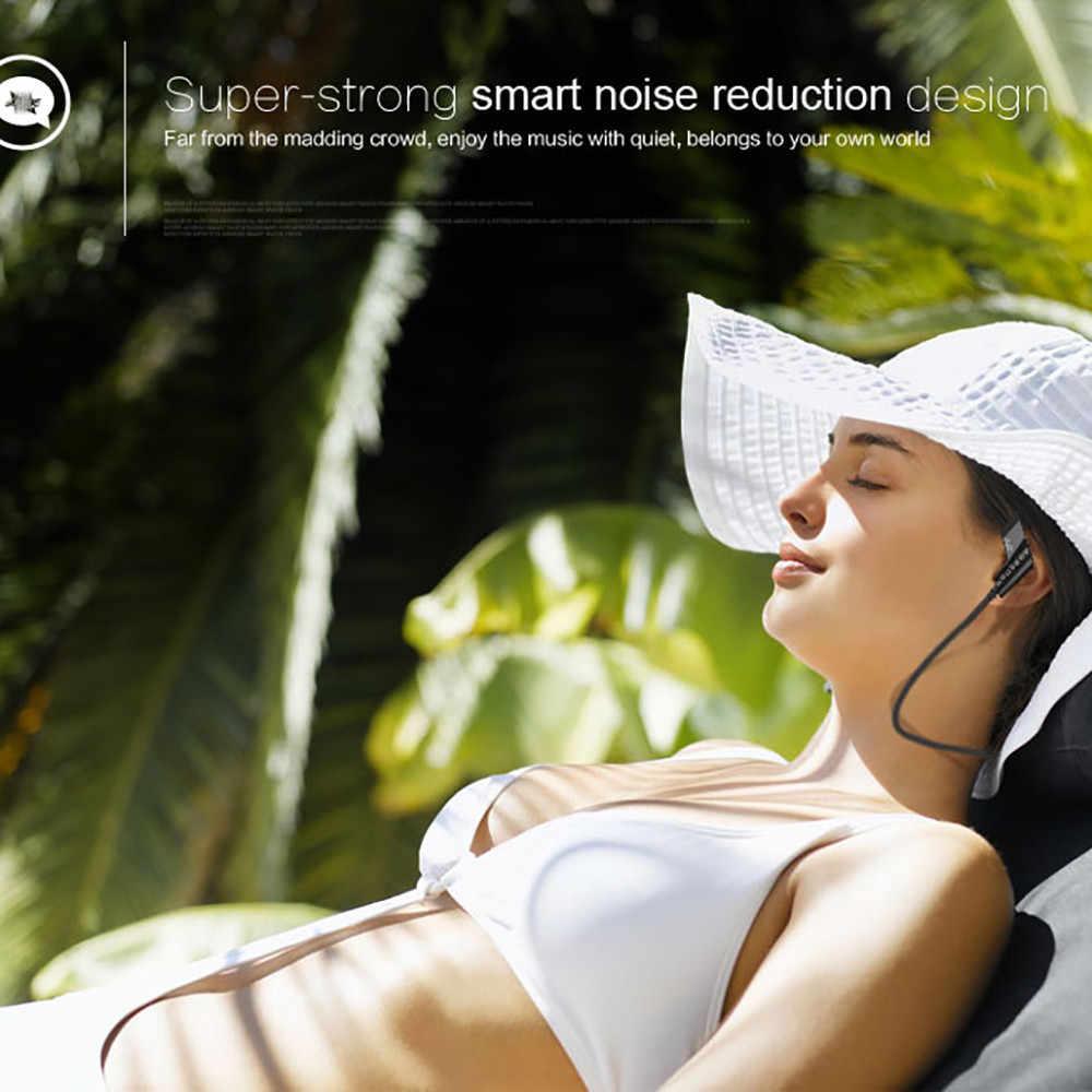 Zestaw słuchawkowy Bluetooth Sport bezprzewodowy zestaw słuchawkowy Bluetooth 4.1 odporny na pot siłownia zestaw słuchawkowy zestaw słuchawkowy Stereo słuchawki lekka słuchawka