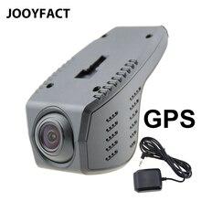 JOOYFACT A7NH Auto DVR DVR Registrator Dash Cam Macchina Fotografica di GPS Digital Video Recorder Camcorder 1080P Visione Notturna 96672 IMX307 wiFi