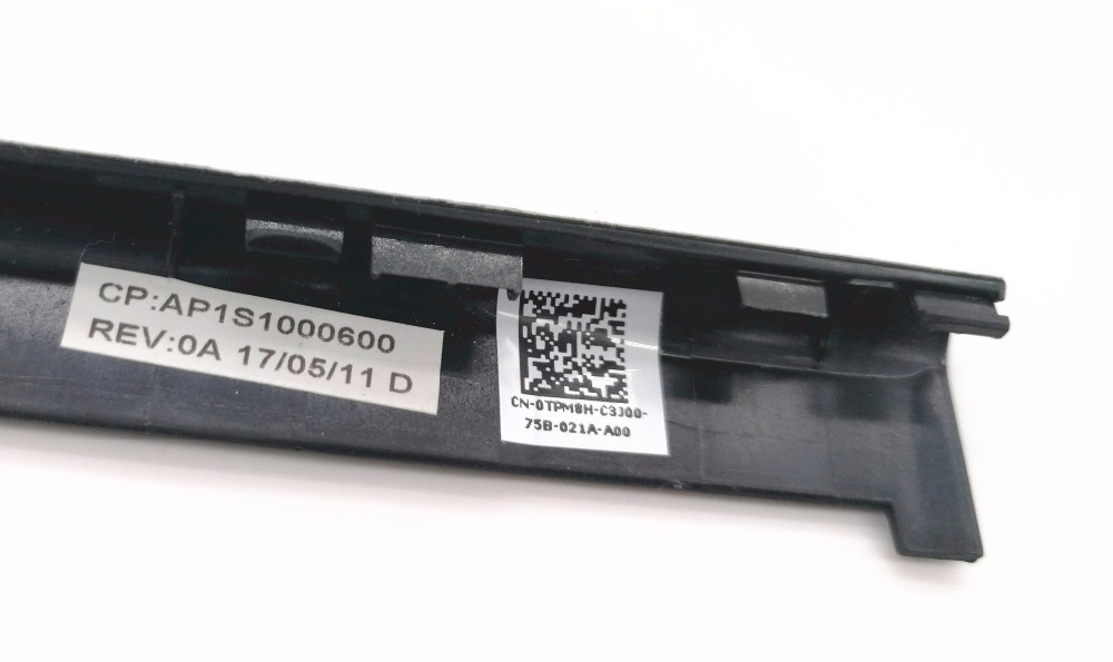 US $34 5 |NEW GENUINE PLASTIC FOR DELL LATITUDE 7480 E7480 HINGE COVER  TPM8H 0TPM8H For Touch screen Machine-in LCD Hinges from Computer & Office  on