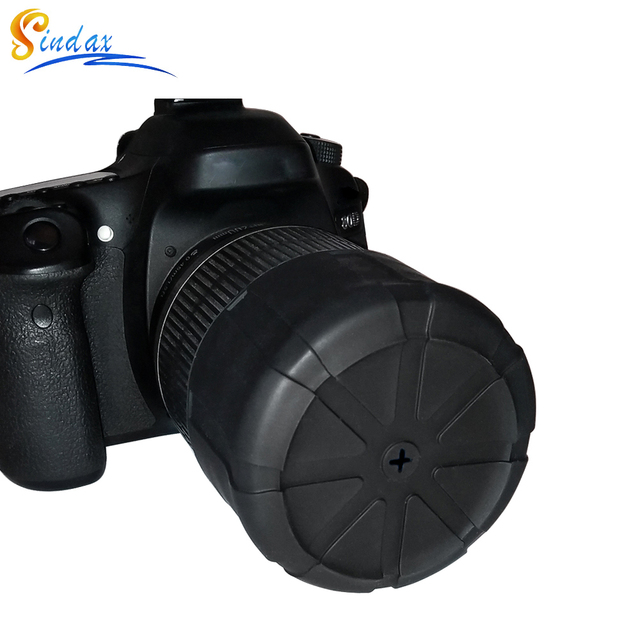 the universal lens cap for dlsr camera lens waterproof lens cover
