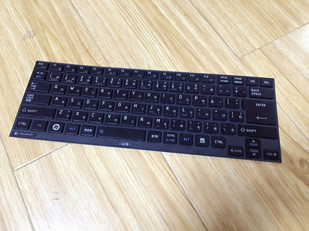 New notebook laptop keyboard for TOSHIBA R700 R705 R730 R731 R630 R631 RX3  JP/Japaese layout new notebook laptop keyboard for dell studio 15 1535 1536 1537 0kr770 backlit french layout