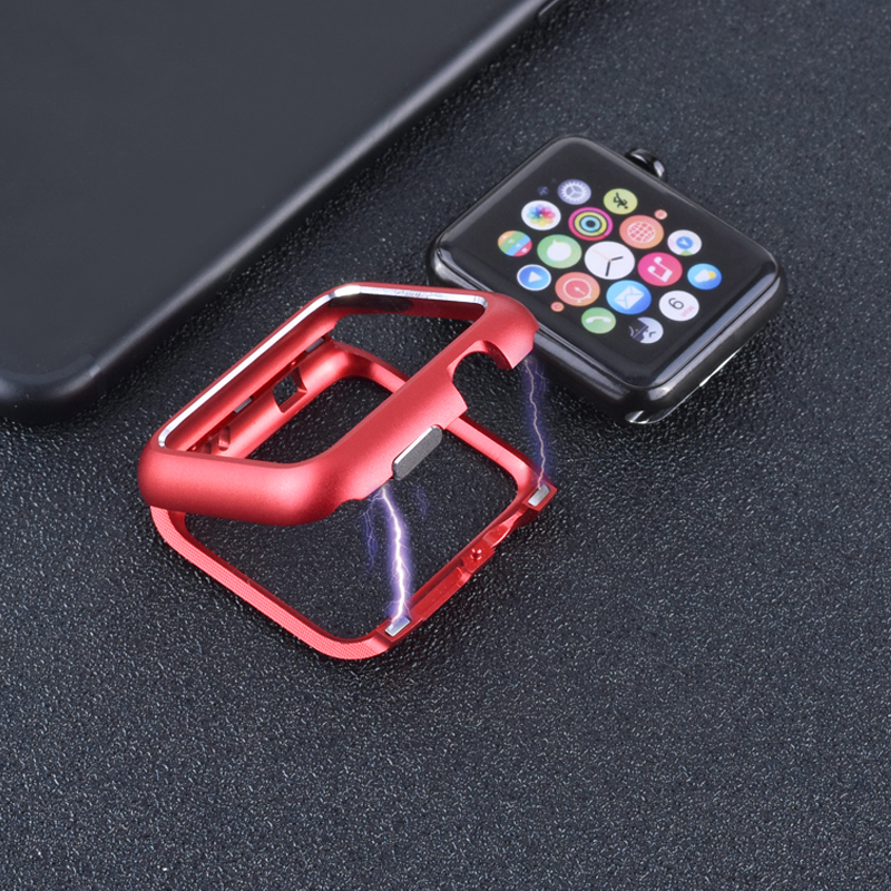 Magnetic Adsorption Case for Apple Watch 35