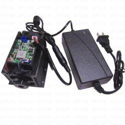 15 W 15000 MW láser cabeza poderoso de alta potencia TTL/PWM analógico ajustable láser azul módulo DIY grabador láser de la máquina de corte
