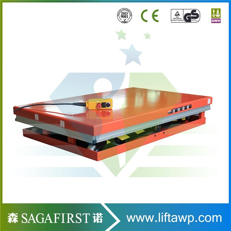 Cargo Scissor Lifting Elevator Table