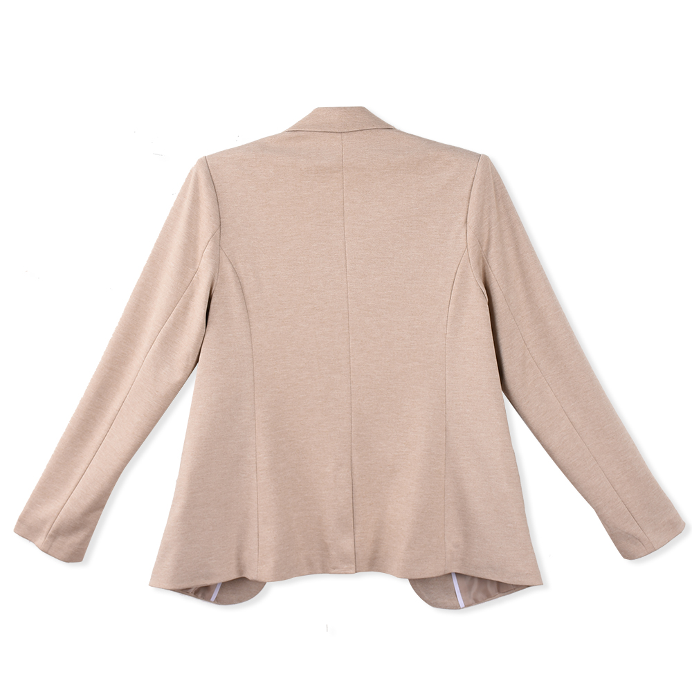 Blazer Jackets For Women 2019 Spring Fashion Work Style Suit Office Ladies Blazer Long Sleeve Single Button Solid Outerwear