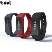 I5 Plus Smart Wristband Bracelet Bluetooth 4 0 Waterproof Touch Screen Fitness Tracker Health Sleep Monitor