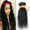 Brazilian Water Water 3 Bundle Deals Brazilian Water Wave Virgin Hair Cheap Brazilian Hair 3 Bundles 8A Unprocessed Human Hair