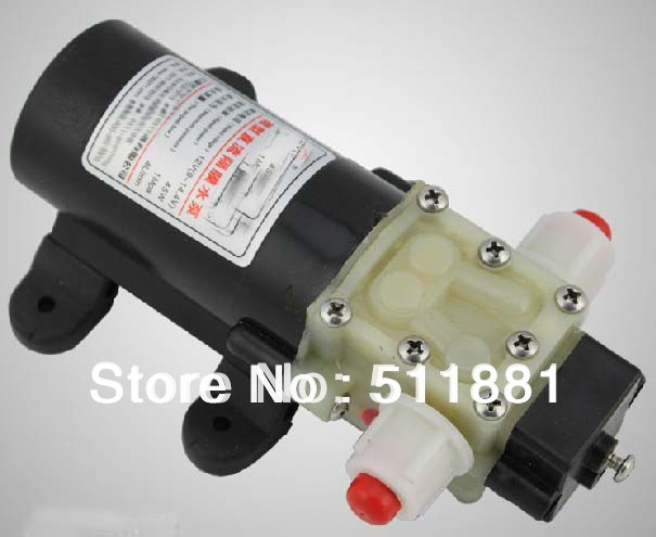 NCCTEC Water pump for Diamond Core Drill Machines FREE shipping | DC miniature diaphragm pumps | with 3A power supply 3 inch gasoline water pump wp30 landscaped garden section 168f gx160 agricultural pumps