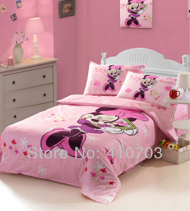 Beautiful Minnie Mouse Twin Bedding Mouse Gps Bedding