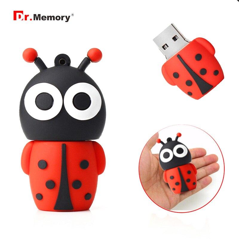 USB 2.0 Flash Memory Drive Pen 4GB Storage Red LED Instruction Thumb Stick 5PCS