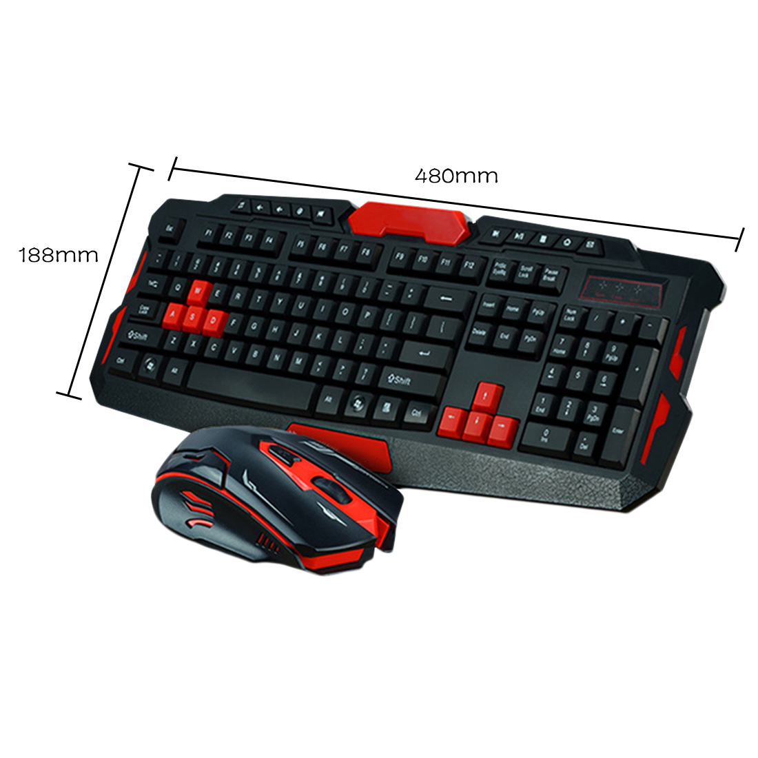 Etmakit New Wireless Keyboard Mouse Set Etmakit New Wireless Keyboard Mouse Set HTB1k45tSVXXXXaoXVXXq6xXFXXX8