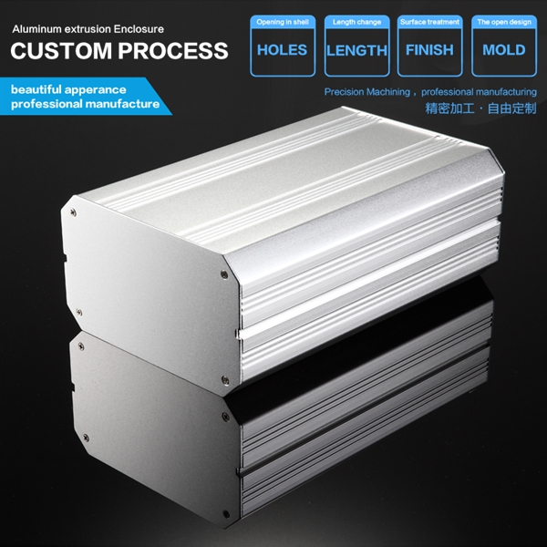 New 160*94*250mm aluminum electronic project box 94