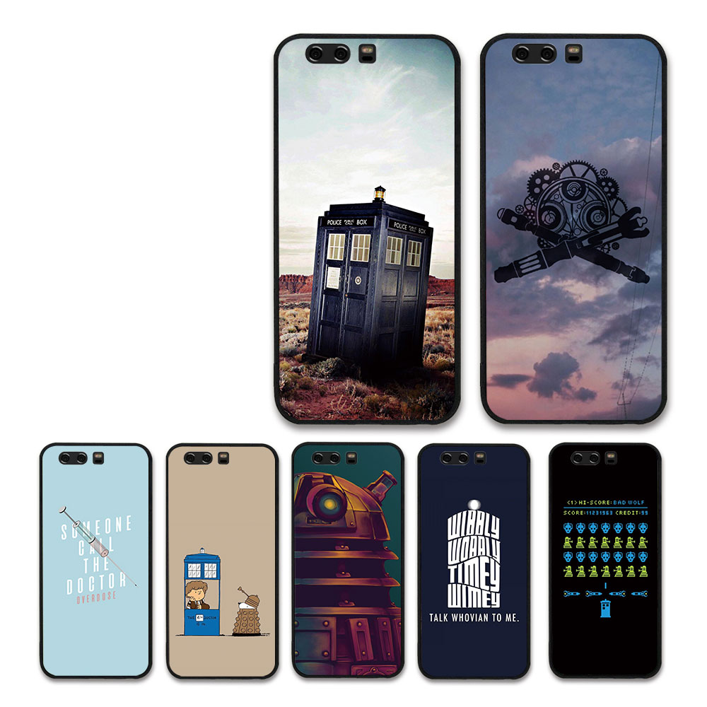 Phone Bags & Cases Dr Doctor Who Police Call Box Hard Phone Case For Huawei P10 Plus P20 Lite Mini 2016 2017 Pro P Smart 2019 Cellphones & Telecommunications