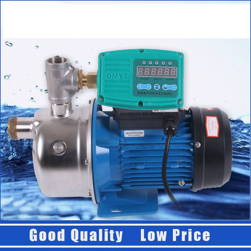 10B 3.5M3/H Automatic Home Hot Water Booster Pump Electric Water Pump Water Transfer Pump electric water transfer pump 30m head 2 inch small electric water pump 2000l h electric water pump ss304 small water pump