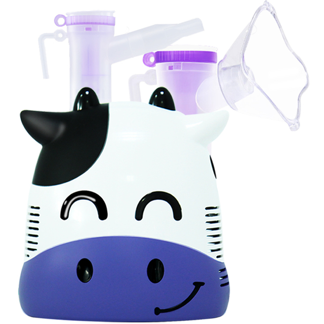 Nebulizer Portable Calf Cute Child Inhaler