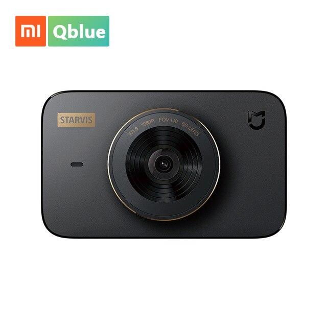 Xiaomi Mijia enregistreur de caméra de voiture intelligente 1 S Carcorder IMX 307 réduction de bruit 3D F1.8 1080 P HD enregistreur de caméra de voiture de conduite